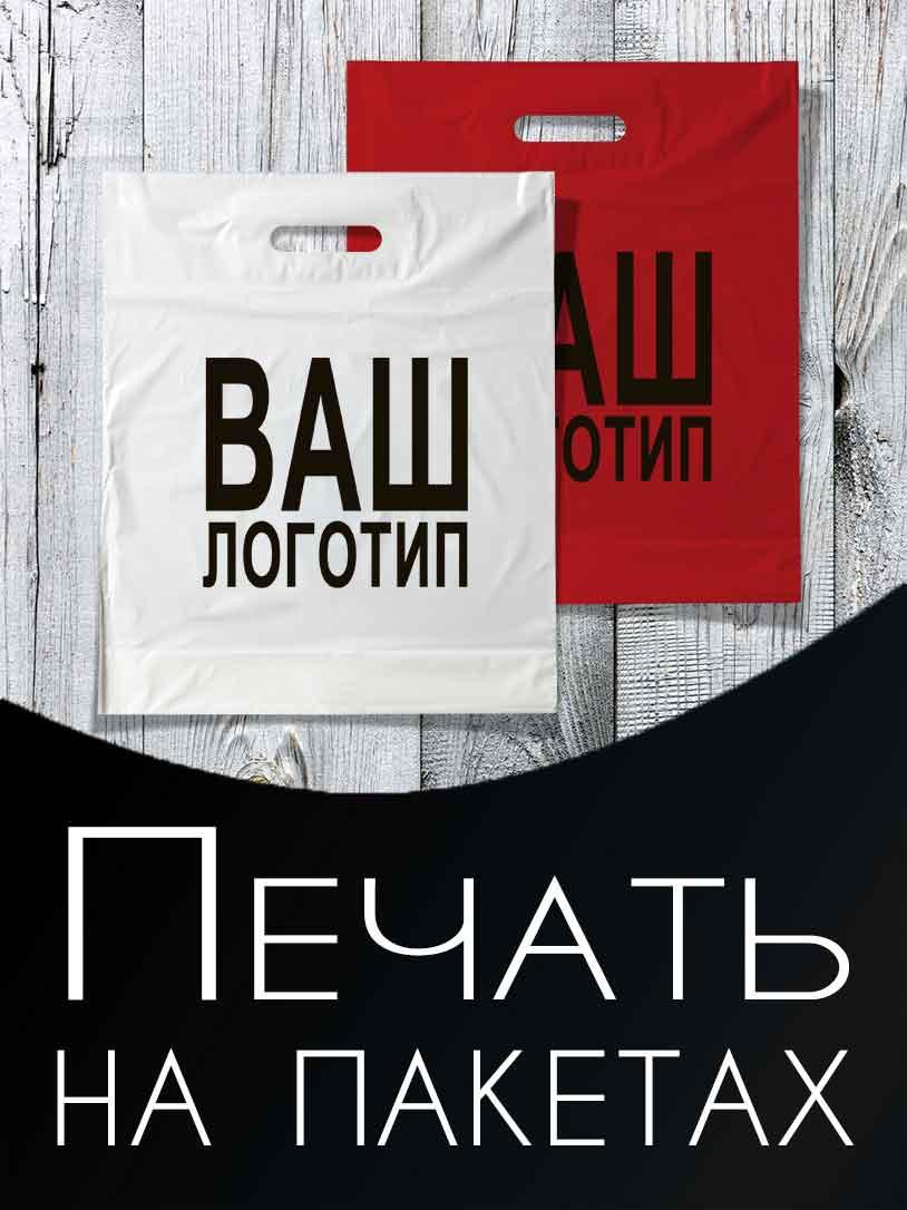 Пакеты с логотипом в Хабаровске